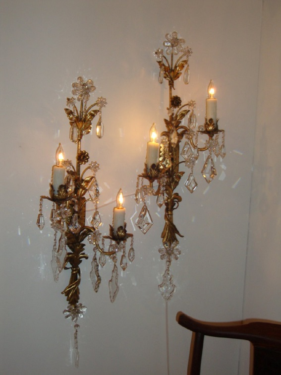 Branch Sconces 043