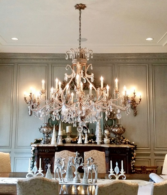 Majesty Chandelier (Oval) (1)